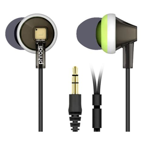 Earphone Phrodi 500 Pod 500 Black phrodi 747 earphone pod 747 black jakartanotebook