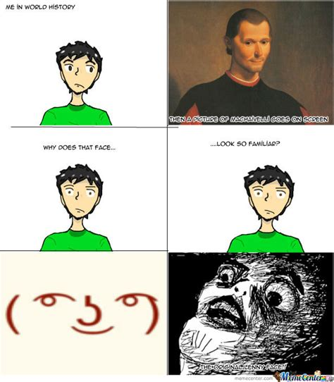 Lenny Meme - lenny face irl by metalicspot meme center