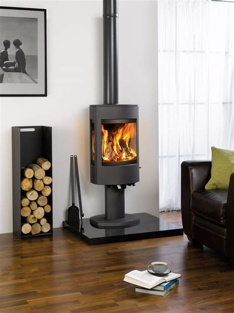Contemporary Wood Burning Stoves Dovre Astroline 4cb Multi Fuel Wood Burning Stoves
