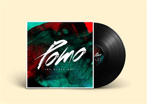 design record cover pomo album cover design council for design