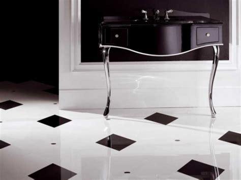 Black And White Bathroom Furniture Furniture For Black And White Bathroom By Digsdigs