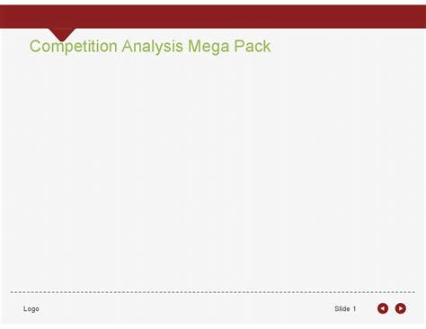 powerpoint template pack competition analysis mega pack 1 powerpoint template