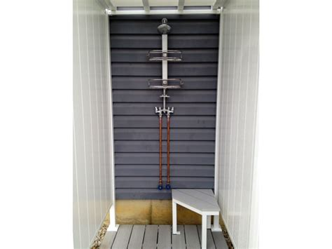 Single Shower Stall Outdoor Shower Ideas Single Shower Stall Outdoorshowers Net