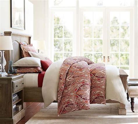 dresser and bedside table sets linden bed wide dresser and bedside table set