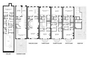 Row Home Floor Plans Fertilizer Billionaire Alexander Rovt S Townhouse Shuffle