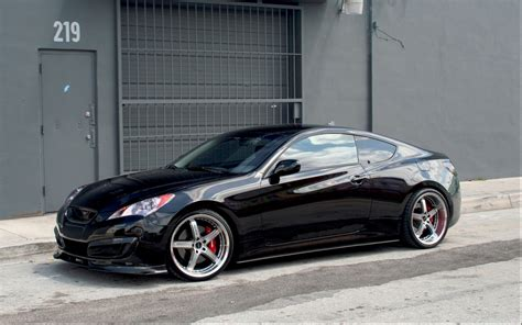 Hyundai Genesis Wheels by Hyundai Genesis Coupe Price Modifications Pictures