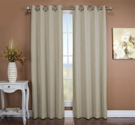 Ricardo Tacoma Double Blackout Grommet Top Curtain Panel