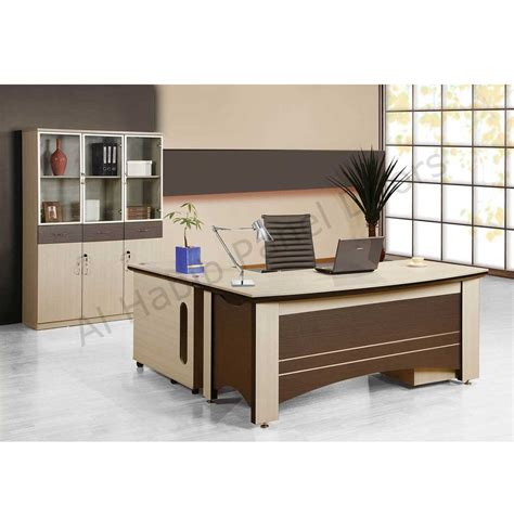 Desk Tables Home Office Desk For Office Environment Hpd399 Office Furniture Al Habib Panel Doors