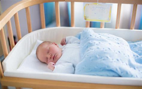 cot babies of parents at higher risk the