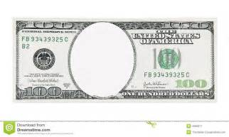 100 dollar bill template dollar bill template clipart clipart suggest