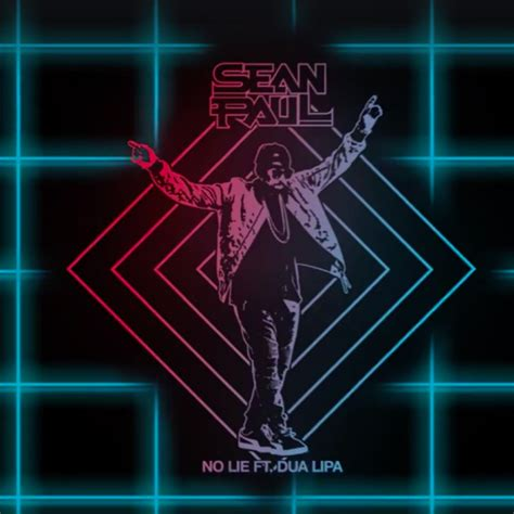 Dua Lipa Sean Paul | sean paul teases his new infectious single quot no lie quot with