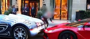 Bugatti Crash Bugatti Veyron And Laferrari Recapcars