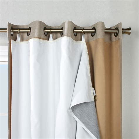 curtains with blackout lining best 25 diy eyelet curtains ideas on pinterest country