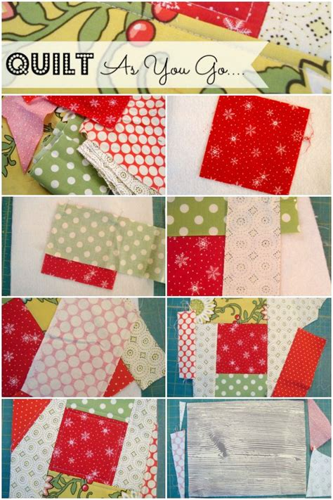 Quilt As You Go Tutorials by Quilt As You Go Tutorial
