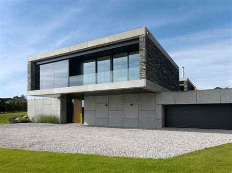 black and white house with modern glass building blackwhite residence home building modern balcony railing design modern balcony railing