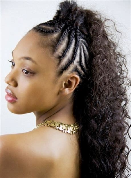 Black Tween Hairstyle | black teen hairstyles