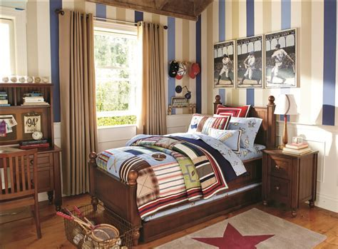 Pottery Barn Kids bring home furnishings for children to