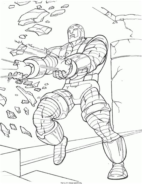 iron man coloring pages coloringpages1001 com