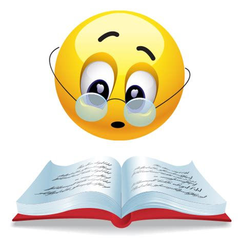 emoji reader bookish symbols emoticons