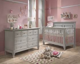 Baby Nursery Furniture Sets Baby Cribs And Furniture Belmont 2 Nursery Set In Grey Crib And