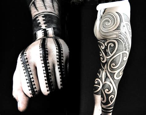 black tattoo art 2 modern expressions of the tribal