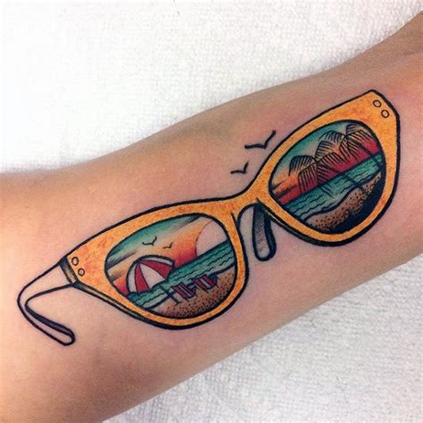 sunglasses tattoo designs 30 glasses designs for eye catching ink ideas
