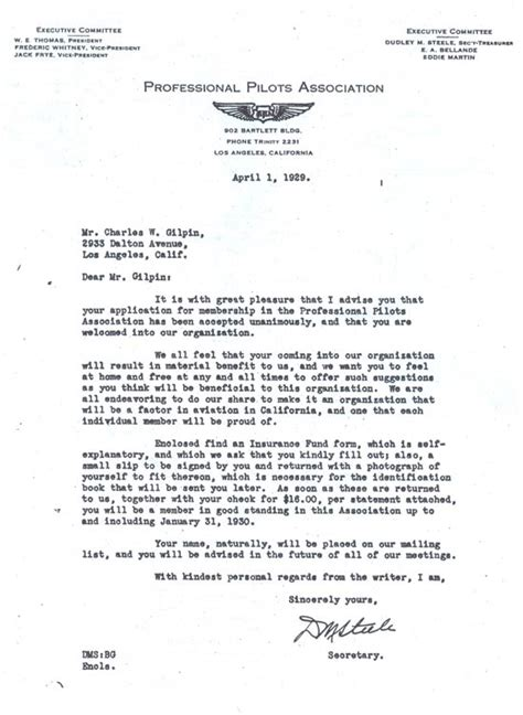 Recommendation Letter For Student Pilot Pilot Recommendation Letter Recommendation Letter