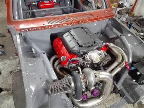 opel kadett   turbo  engineswapdepotcom