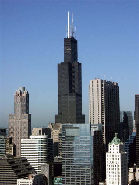 sears tower everydaywatchcountry willis tower
