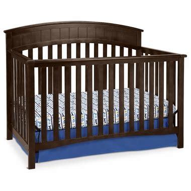 Graco Espresso Crib by Graco Cribs Charleston 4 In 1 Convertible Crib In Espresso
