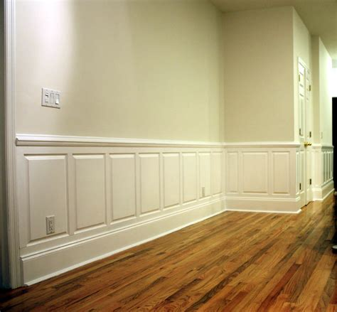 Wainscot Panelling wainscoting by shane the wood whisperer