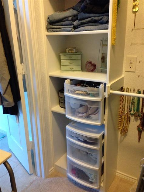 Plastic Closet Drawers by Plastic Drawers For Closet Roselawnlutheran
