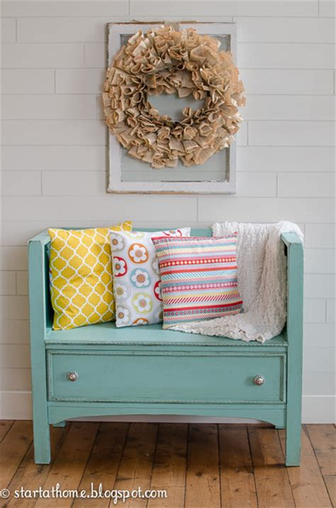 diy dresser bench hometalk