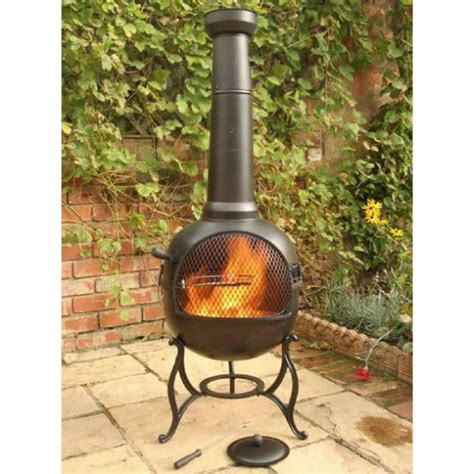 Chiminea Wood Burning by 1000 Images About Chiminea S Baby On Patio