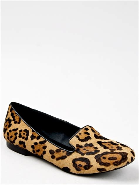 leopard loafer flats pin by beth caskey on my style