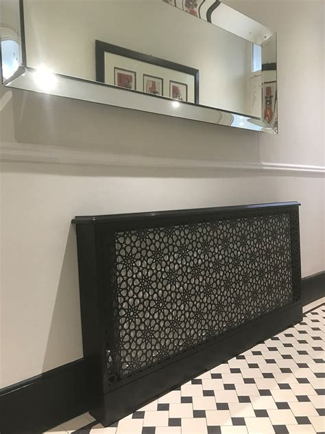 arabic style radiator cover  marble top custom designs