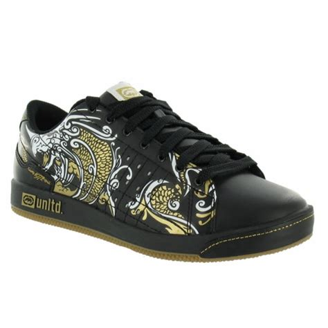 ecko unltd ecko marc ecko trainers black