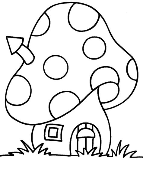 mushroom house coloring pages mushroom house coloring pages coloring pages