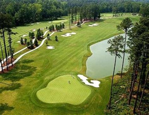 unc challenge course finley golf club in chapel hill carolina