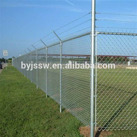 Decorative Chain Link Fence by Decorative Garden Chain Link Fence China Factory