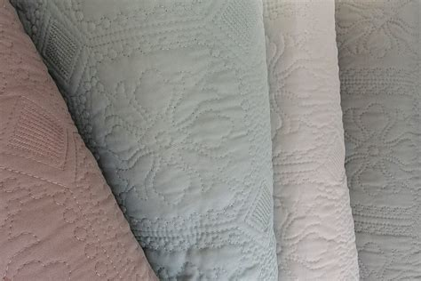 Duvet With Quilt Classic Quilted Bedspreads 4 Colours Natural Bed Company