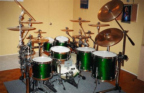 Cymbal Nebulae 18 tama starclassic performer finishes