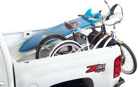 toyota tundra softride shuttle pad tailgate bike carrier