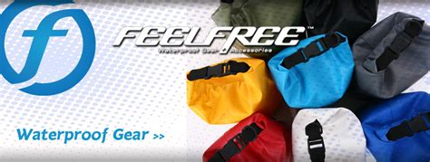 Kemben Waterproof success outdoor solution feel free bag series promo