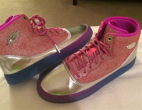 nicki minaj shoes nicki minaj gets own shoe sneakernews