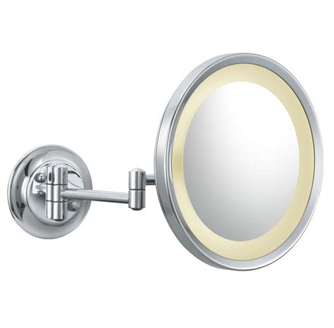 wall mounted makeup mirror wall mounted makeup mirror 5x in wall mirrors