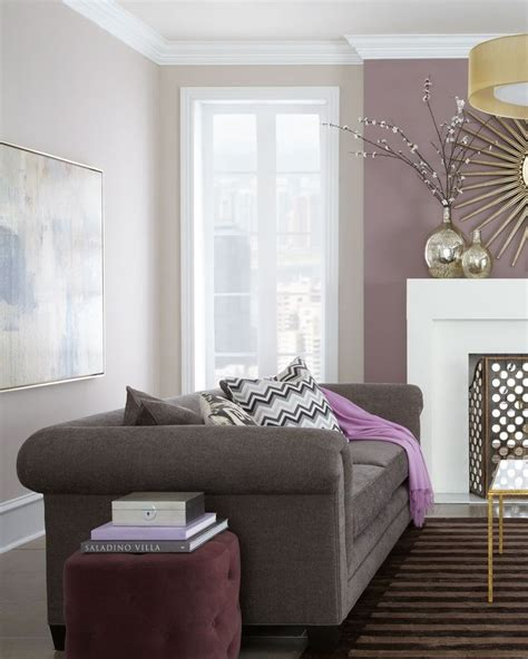 Purple And Gray Living Room Ideas by 25 Best Ideas About Mauve Living Room On