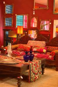 Indian Themed Decor 205 Ndia Na Decora 199 195 O Design Amp Decor Blogs At