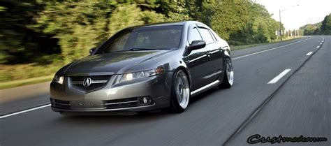 custom acura tl type s acura tl type s custom custmod cars