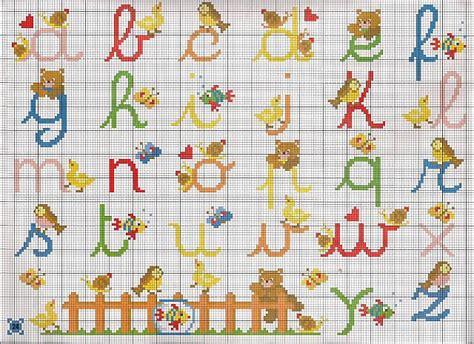 lettere maiuscole in corsivo da stare alfabeto corsivo minuscolo magiedifilo it punto croce